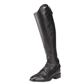 53148c2bc089 Ariat Divino Womens Tall Leather Riding Boot - Black