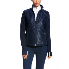 Ariat Epic Womens Jacket - Navy Blue
