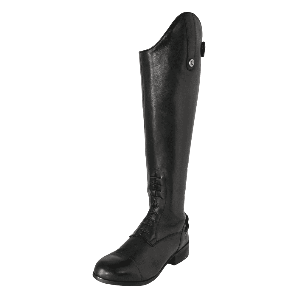 0ba68f15d259a Dublin Holywell Ladies Tall Field Leather Boots - Black