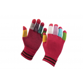 Dublin Magic Childrens Pimple Grip Gloves - One Size