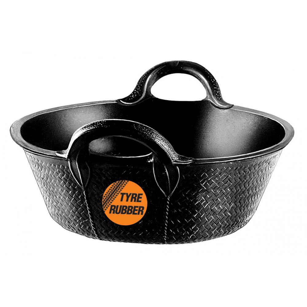 Faulks Super 3 Rubber Bucket