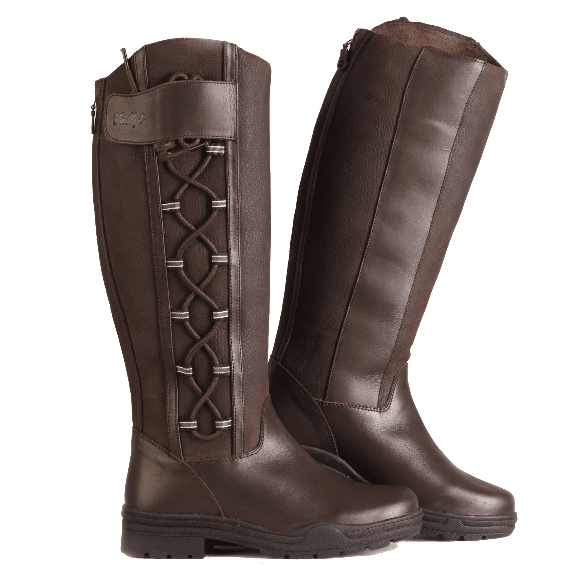 Gallop Gateley Womens Long Country Boot