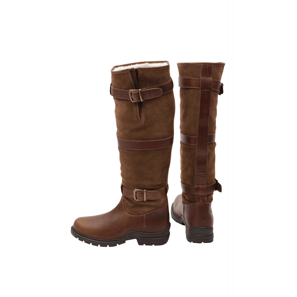 vast selection look good shoes sale preview of Highlander Womens Outdoor Boots - Brown
