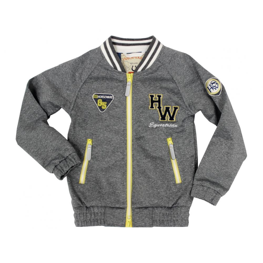 Horseware Kids Softshell Jacket - Grey Melange - Clothing from ... 1148995ebcb