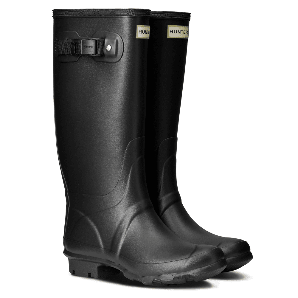 bfd8320d3fa Huntress Womens Wellington Boots - Black
