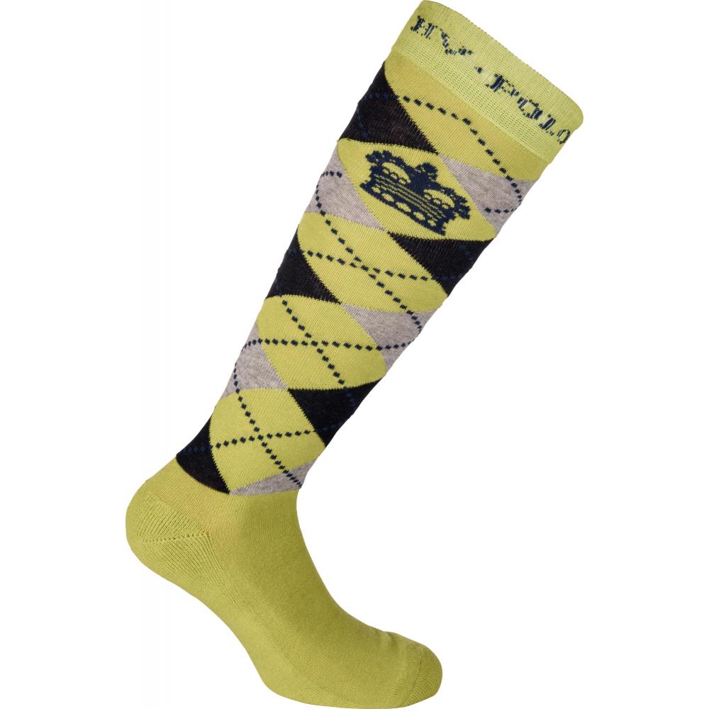 HV Polo Siebert Womens Knee High Socks Lime