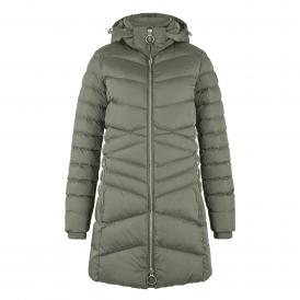 95a44d31 HV Polo Becky Womens Long Jacket - Sage Green