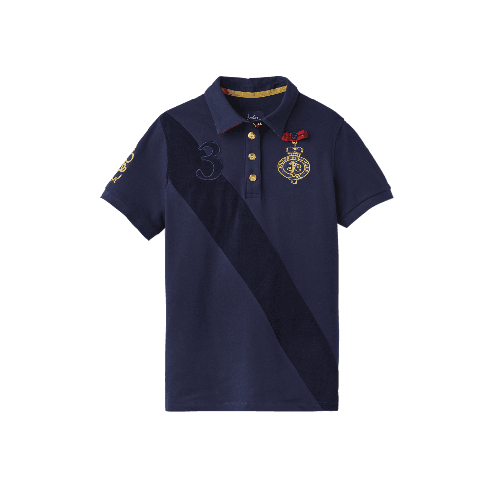 3a431c0dfbcd60 Joules Claredon Womens Polo Shirt - French Navy - Clothing from ...