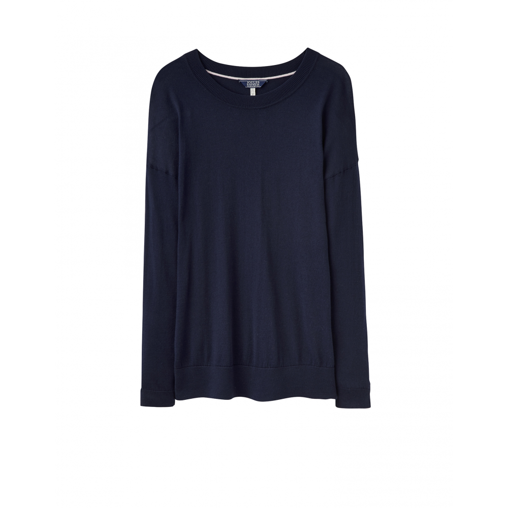 French Navy Joules Crew Neck Jumper