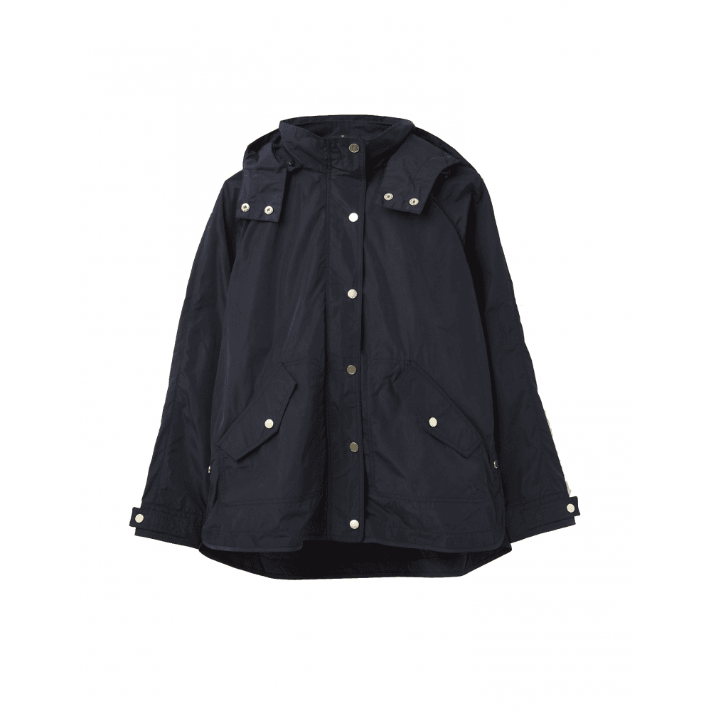 Joules Swindale Showerproof Jacket MARINE NAVY