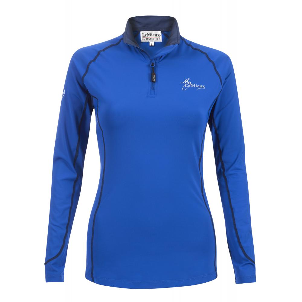 muy bonito ropa deportiva de alto rendimiento amplia selección My Womens Base Layer - Benetton Blue