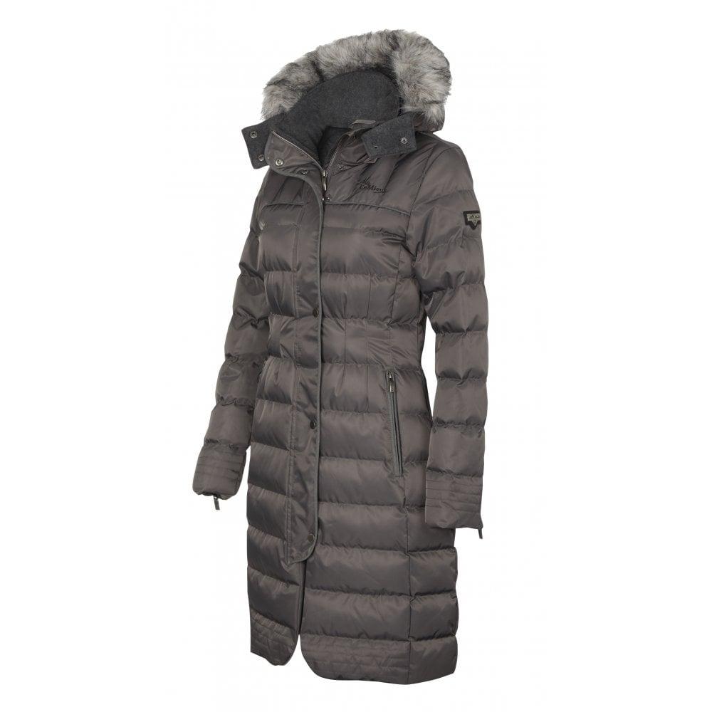 My LeMieux Ladies Winter Long Coat Grey |