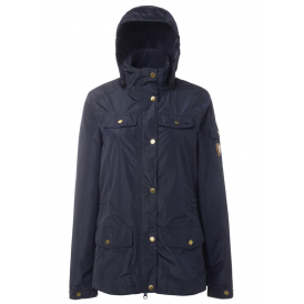 Mountain Horse Claire Womens Waterproof Jacket - Navy Blue