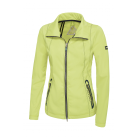 Pikeur Flea Womens Next Generation Softshell Jacket - Lime