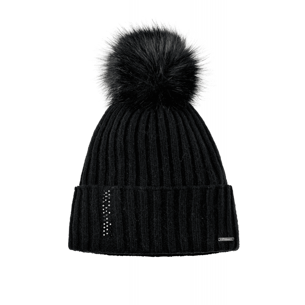 Pikeur Prime Womens Bobble Hat - Black - Clothing from Oakfield ... afbf9f79d7c