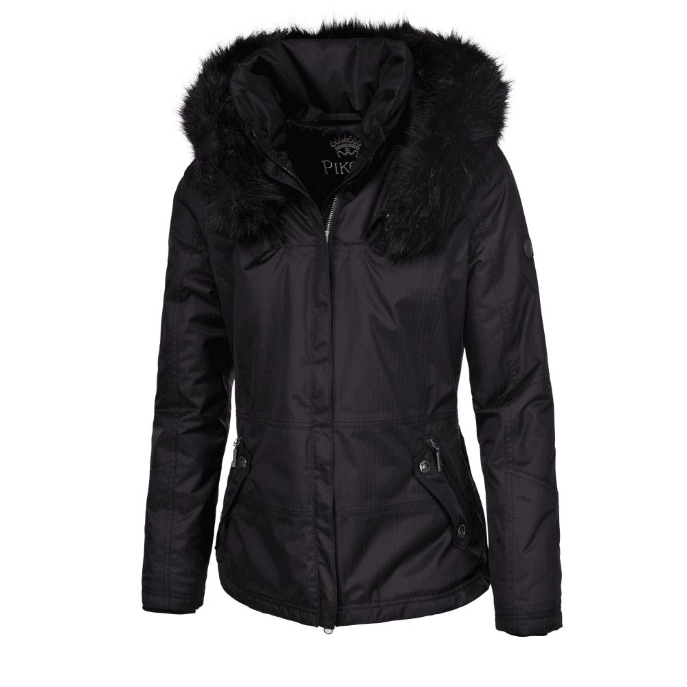 f37f24edba0f Pikeur Tanee Premium Womens Waterproof Jacket - Black - Jackets from ...