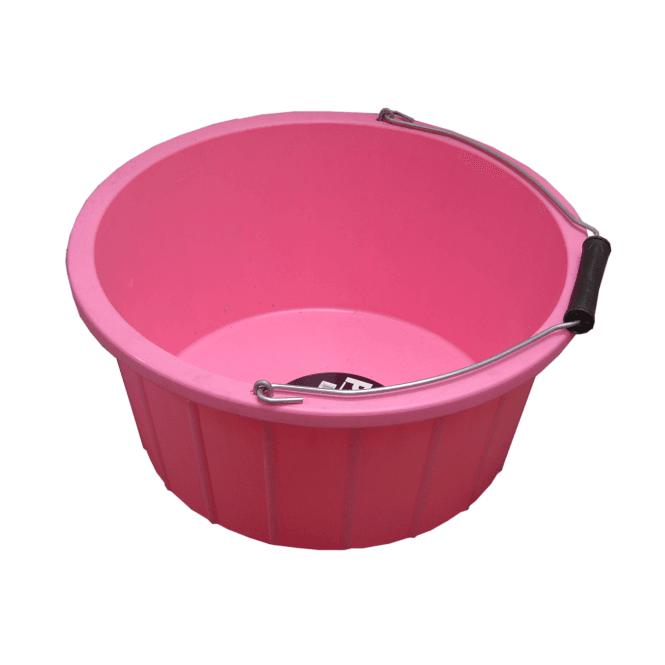 Horse buckets hand shovel