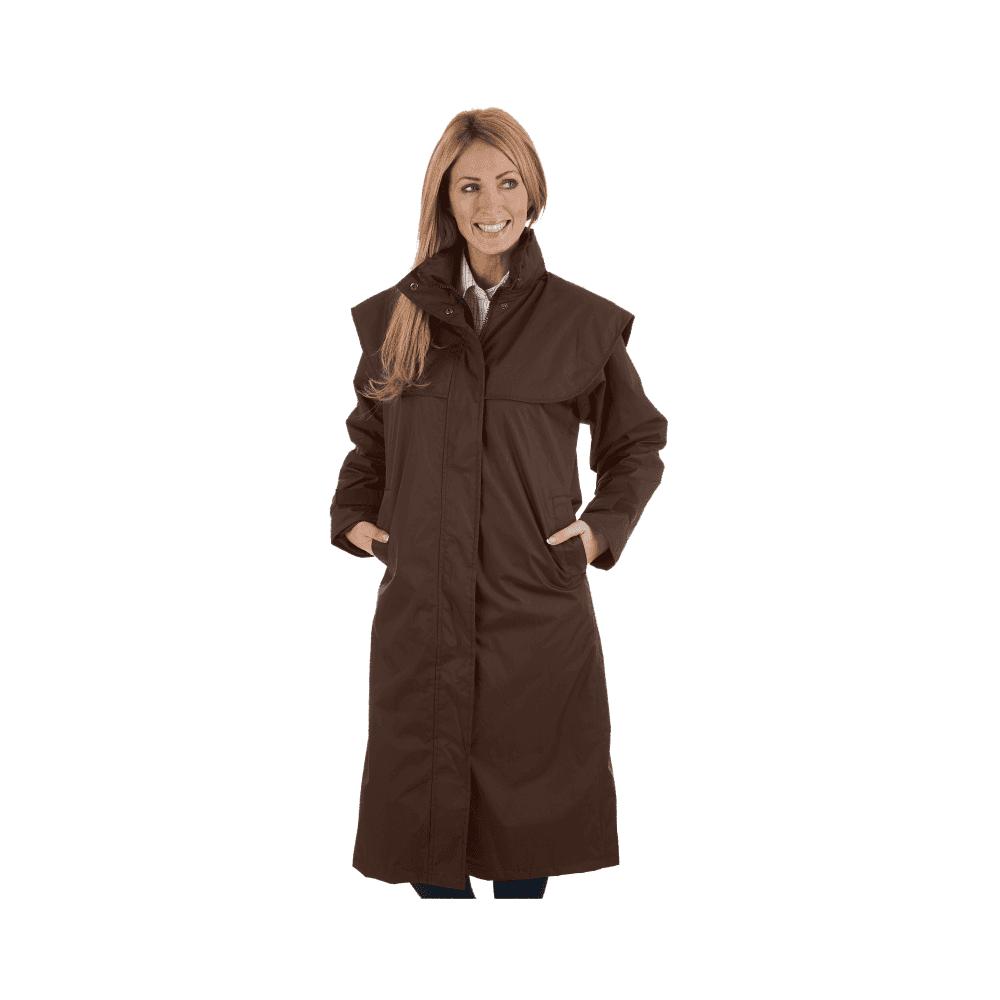 51154073c00 Sherwood Ragley Ladies Waterproof Coat - Chocolate - Clothing from ...