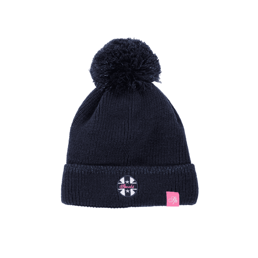e870891df8c ... shopping spooks bea womens hat navy blue 23f54 3f1f2 order pikeur knit  bobble hat brown redpost equestrian ...